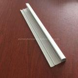 Quadrat, rundes, unterschiedliches Aluminiumlegierung-Strangpresßling-Profil für Tür und Fenster-Gefäß 130