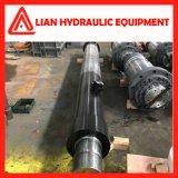 Customized média pressão do cilindro hidráulico de ação simples para o projecto de protecção da água
