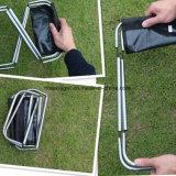 Presidenza di piegatura esterna - presidenza di alluminio leggera portatile con il sacchetto per pesca, accampantesi, BBQ, Esg10273 di viaggio di memoria
