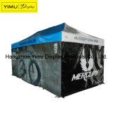 3*3mの商業使用のための印刷を用いる屋外アルミニウム折るイベントのテントの望楼