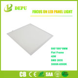 Ultra helle flache vertiefte vertiefte quadratische LED Instrumententafel-Leuchte der Decken-Lampen