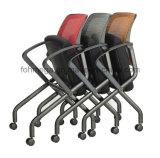 현대 Foldable 메시 사무실 훈련 의자