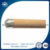 Guarniciones de madera de la barandilla del acero inoxidable