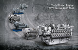MTU Diesel engine parts