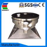 Polimento do espelho Grau Alimentício Tela Giratória/Máquina de peneiramento basculante