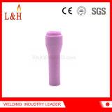 la boquilla de cerámica del alúmina 796f71 solicita soplete de TIG
