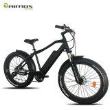 Bicyclette électrique de neige de gros pneu de bâti d'alliage