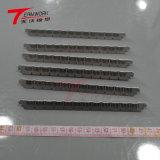 Soem Laser-Ausschnitt zerteilt CNC-maschinell bearbeitenaluminium-/Metalteile