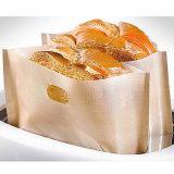 耐火性の耐熱性食糧袋