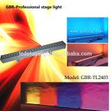 Свет шайбы стены Gbr 24PCS 3W СИД водоустойчивый
