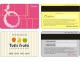 Farbenreiche magnetischer Streifen-Mitgliedskarten