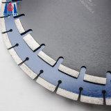 La hoja de sierra de diamante de 17 pulgadas para el corte de hormigón