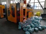 HDPE automático PP de la máquina del moldeo por insuflación de aire comprimido de la protuberancia de la botella del yogur de la leche