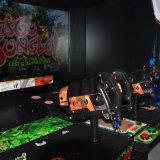 운영한 영상 전자총 총격사건 게임 기계 동전은 정글 간다