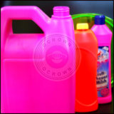 Pigmentos (de néon) fluorescentes da pintura de Plasti do matiz da resina da cor