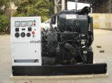 электрический тепловозный генератор 110kVA с двигателем Wp4d100e200 Weichai Deutz