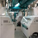 Linha de produção da máquina da trituração do trigo do fornecedor da fábrica de China