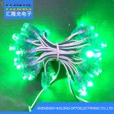 緑色12mm LED単一カラーピクセルライト