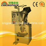 Máquina de embalaje de la bolsita para blanquear Powder Polvo Químico/// café en polvo chili en polvo
