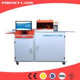 Máquina de aluminio automática del doblador de la carta del perfil