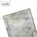 Backsplash Espejo Mosaico de cristal decorativo espejo plata mosaico Mosaico de pared
