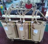Transformador eléctrico toroidal inmerso en aceite de la exportación Of11kv 22kv 333kv