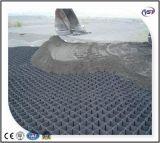 Mit hoher Schreibdichtehdpe PlastikGeocells für Bahnunterbau