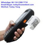 Drahtloser industrieller PDA Handbarcode-Scanner bewegliches PDA