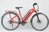 Vélo électrique de ville de 2017 meilleures ventes avec la batterie cachée (FR-TDB04Z)