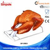 Roaster Турции цыпленка угля барбекю BBQ вспомогательный напольный прямоугольный