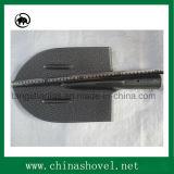 Russische Art-Schaufel-Handwerkzeug-Kohlenstoffstahl-Schaufel