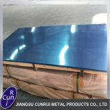 Ba 2b 410 420 430 plaque en acier d'Inox de 304 miroirs