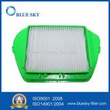 世帯およびオフィスの掃除機のための緑の正方形HEPAフィルター