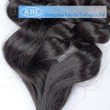 Человеческие волосы верхнего качества Aaaaa ранга дешевые