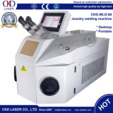 De Oplossing van het Lassen van de Machine van de Lasser van de Laser van de Staaf van juwelen YAG