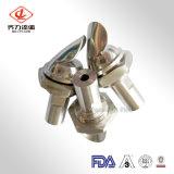 Novo Produto 304/316de alta qualidade L de aço inoxidável sanitárias Buster batido de espuma, fabricante de disjuntor