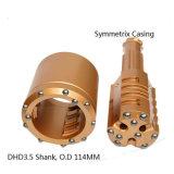 Überbelastung-bohrendes System O.-D 76mm Symmetrix