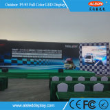 HD P5.95 큰 프로젝트를 위한 옥외 임대 단계 발광 다이오드 표시 스크린