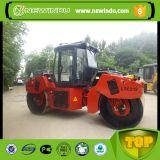 Lutong Ltc214 14 Tonnen-hydraulische doppelte Trommel-Straßen-Rolle