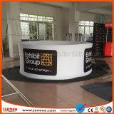 Знамя круглого потолка вися при изготовленный на заказ логос Adverting