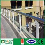 Pnoc081802ls de Nieuwe Omheining van het Glas van het Ontwerp met Goede Prijs