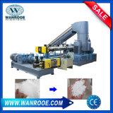 Máquina de granulación doble de la película plástica del PE de los PP de la etapa