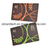 ラミネーションが付いているギフトPVC Card/Qrコード会員プラスチックカード