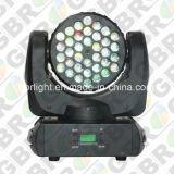 indicatore luminoso capo mobile del fascio di 36PCS*3W RGBW LED