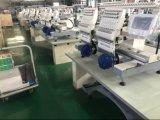 [هو-1502] [ت-شيرت] مسطّحة قبّعة 2 رأس 15 حوسب لون تطريز آلة عمليّة بيع في الصين