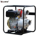 4 van de Diesel van de duim het Elektrische Begin Pomp van het Water met e-Begin (DP40E)