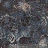 La construcción de matéria patrón de flores para la decoración rústica (VRR6F206, 600x600mm)
