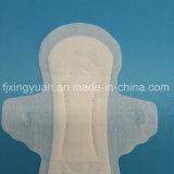 180mm Chemise coton culotte sanitaires des femmes pour une utilisation quotidienne