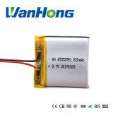 653525pl 820mAh Pack para o alto-falante/GPS