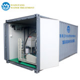 72t/D Meerwasser entsalzt System für die Anwendung im Inder/dem Singapur des Dampfkessel-Wy-Sw-72
